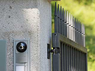 Intercom Systems and Other Features For Driveway Gates | Gate Repair Agoura Hills, CA